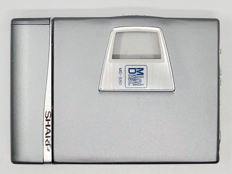 Sharp MD-S50H MiniDisc Player