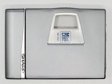 Sharp MD-S50H MiniDisc Player