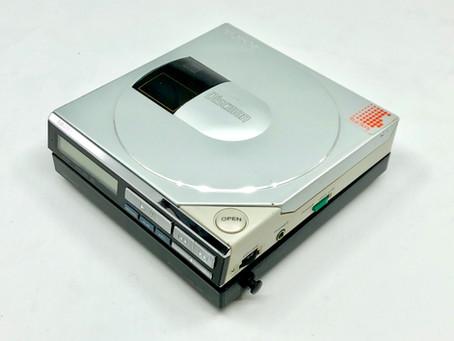 Sony Discman D50MKII Portable CD Player