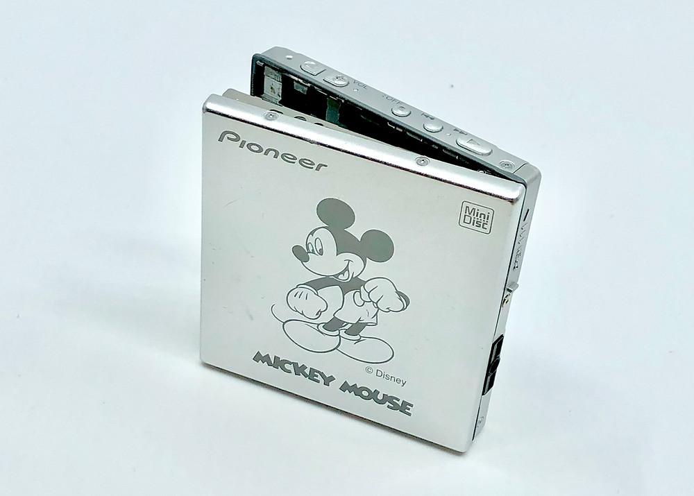 Pioneer PMD-MK1 MD Player