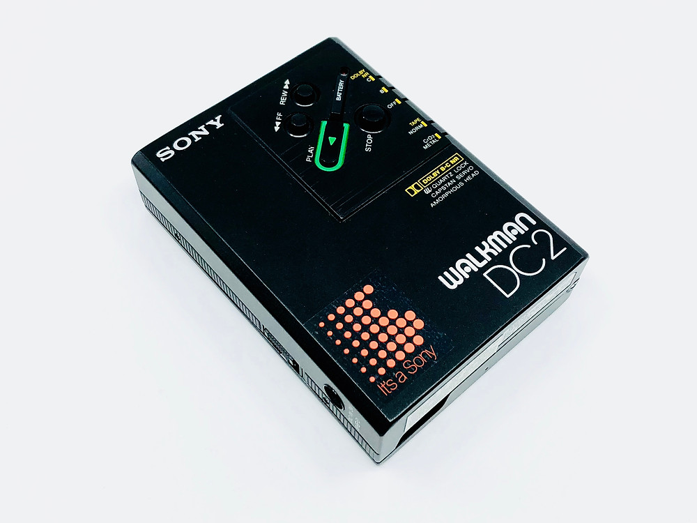 WM-DC2 Walkman