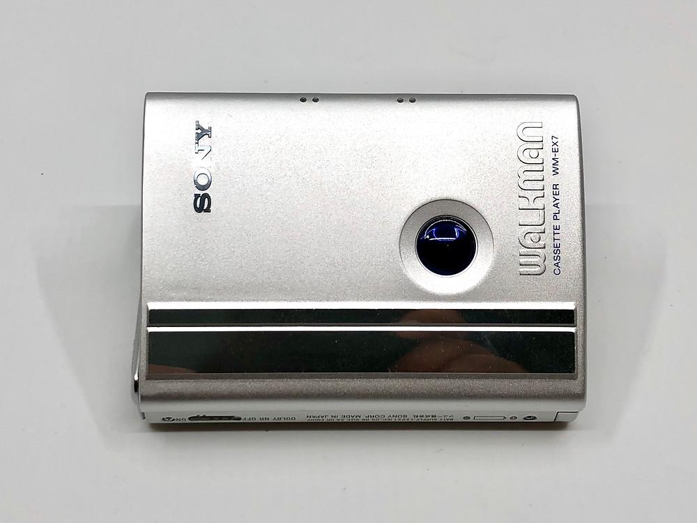 Sony Walkman WM-EX7 Portable Cassette Player