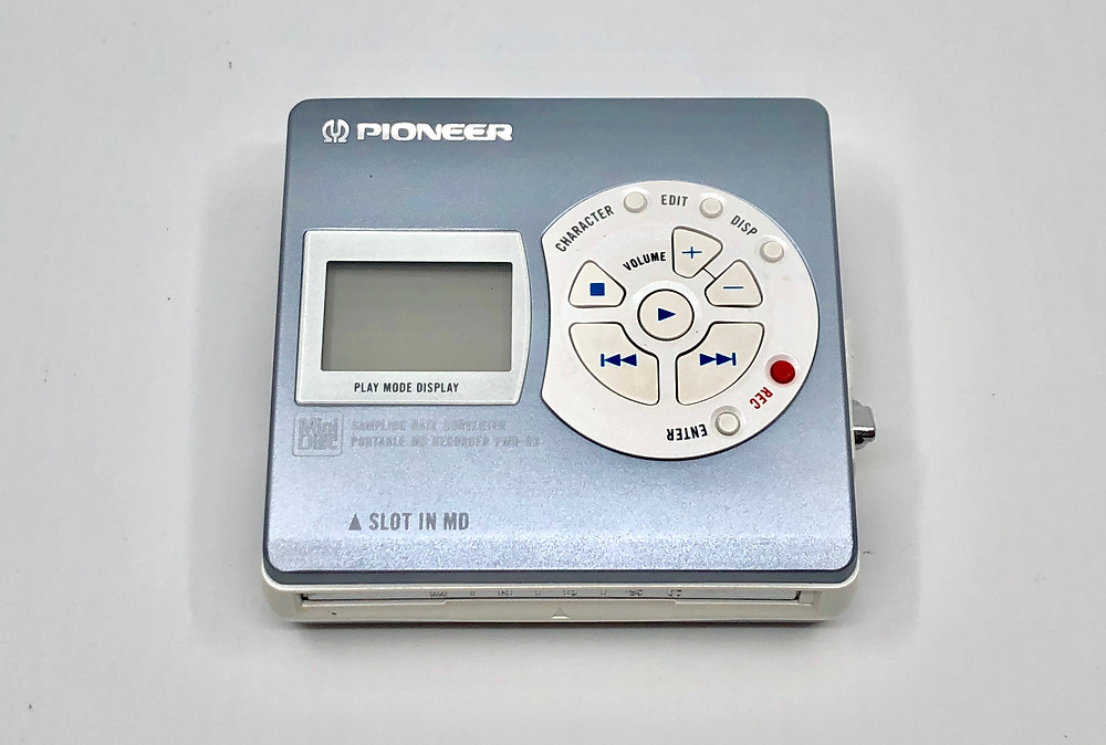 Pioneer PMD-R3L MD Recorder