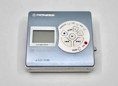Pioneer PMD-R3L MD Recorder