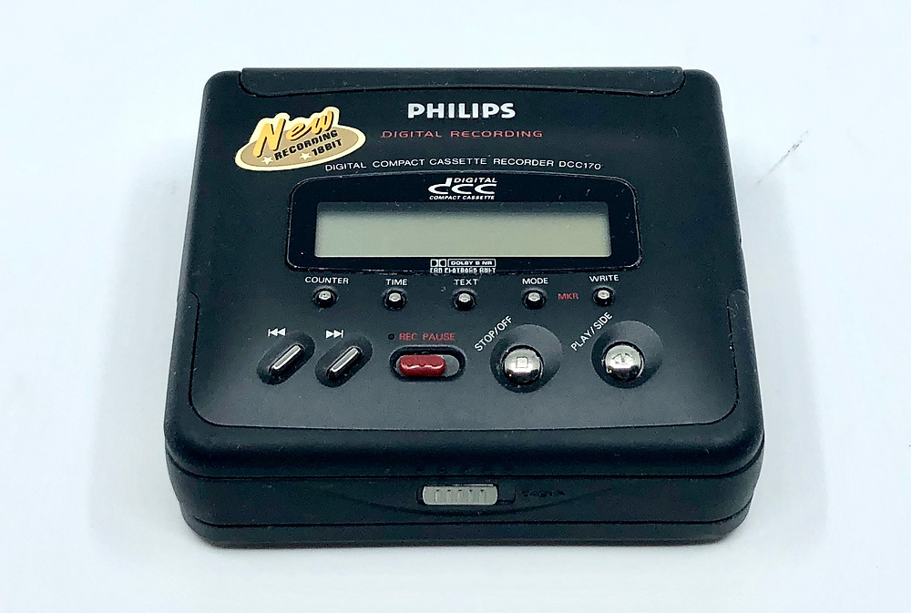 Philips DCC170 DCC Recorder