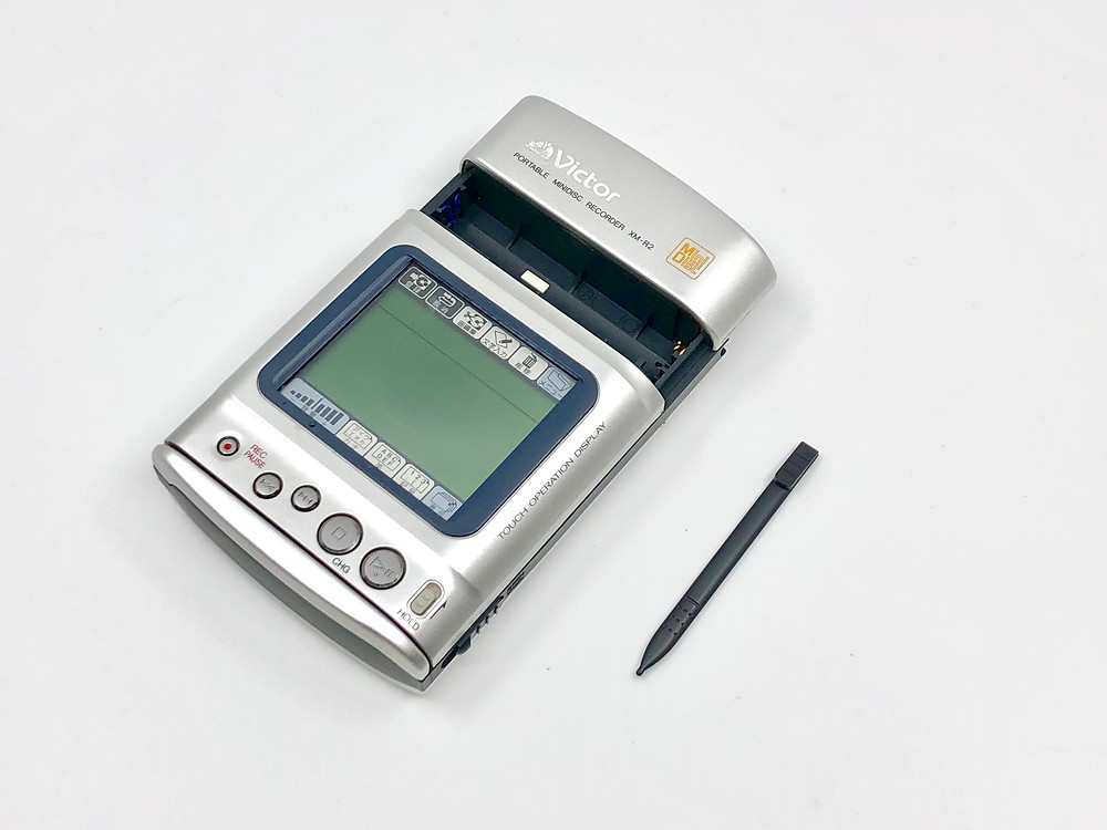Victor XM-R2 MD Recorder