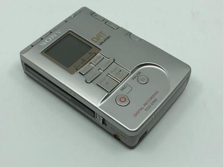 Sony TCD-D100 DAT Recorder