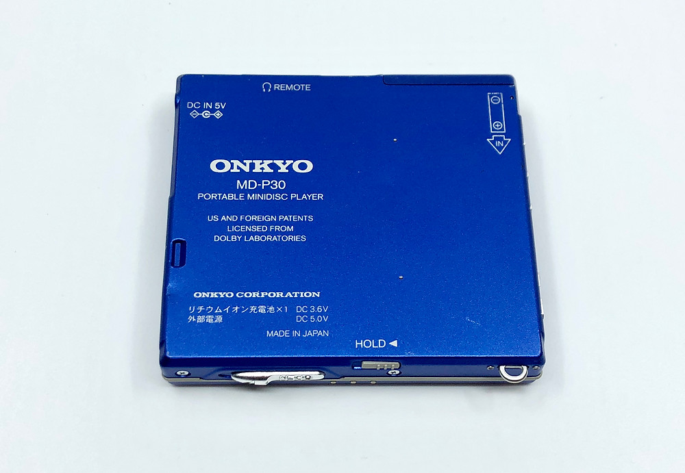 Onkyo MD-P30 MD Player