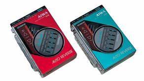 Aiwa CassetteBoy HS-R9 Portable Cassette Player