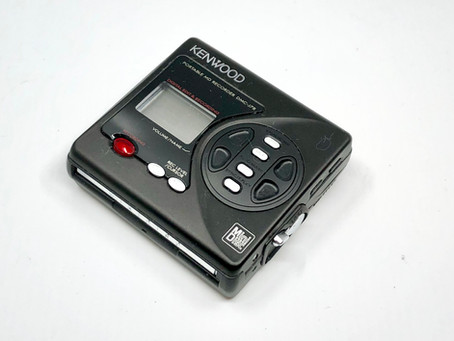 Kenwood DMC-J7R MD Recorder