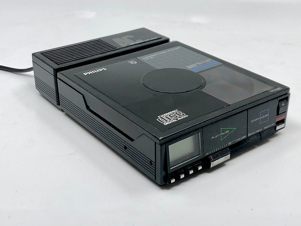 Philips CD10 CD Player