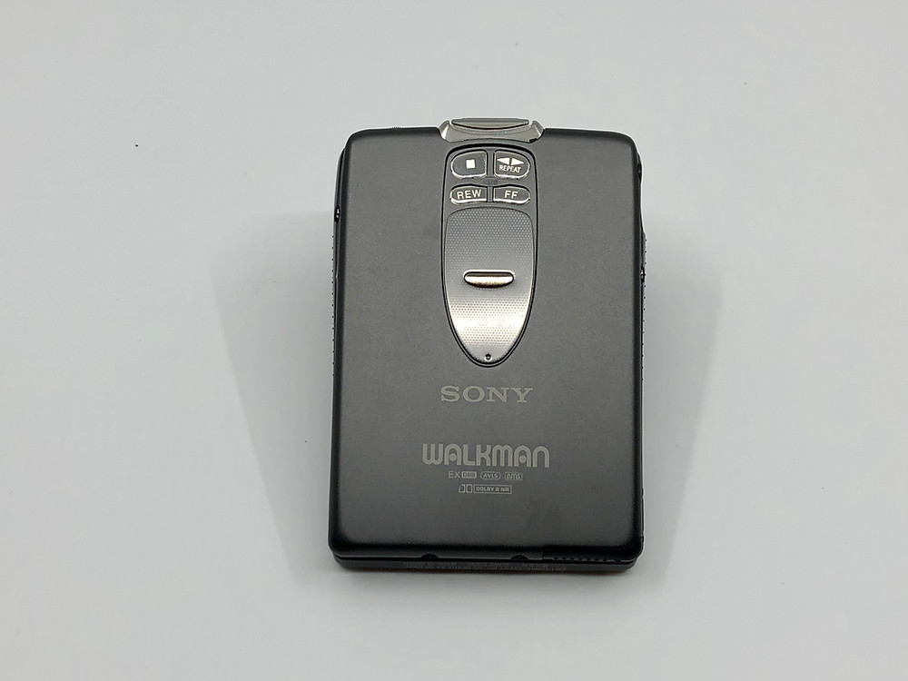 Sony Walkman WM-EX2 Portable Cassette Player