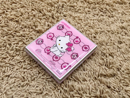 Victor XM-C32CY Hello Kitty MD Player