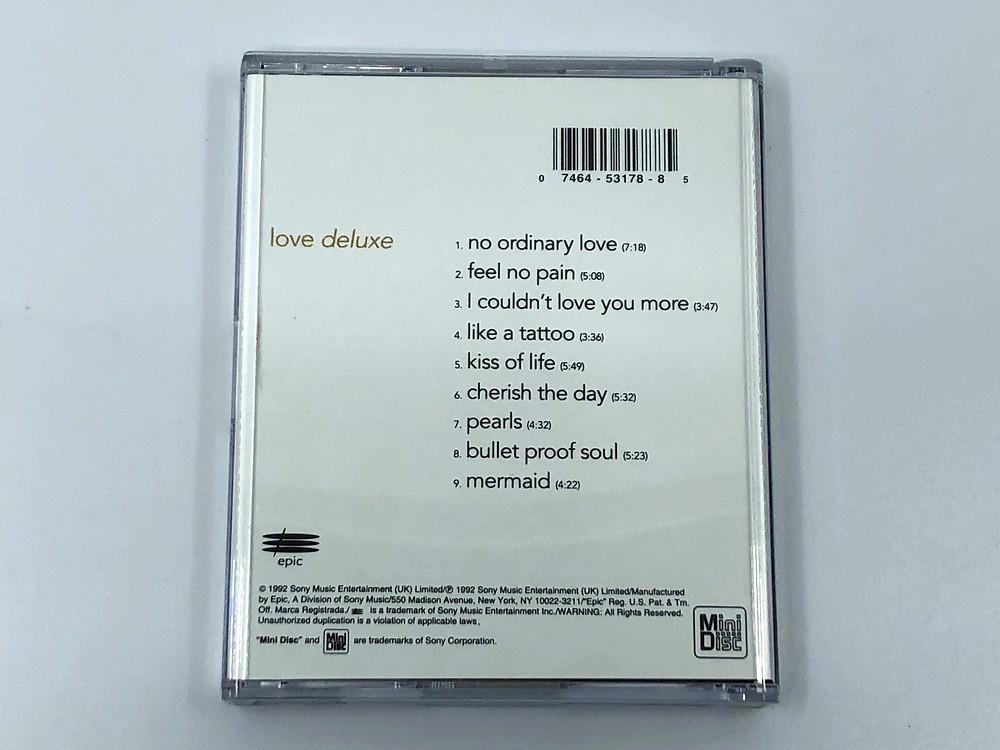 Sade - Love Deluxe MiniDisc Album