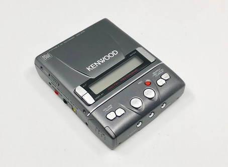 Kenwood DMC-E7RH MD Recorder