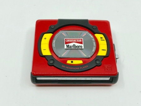 Sharp MD-SS302M Marlboro MD Player