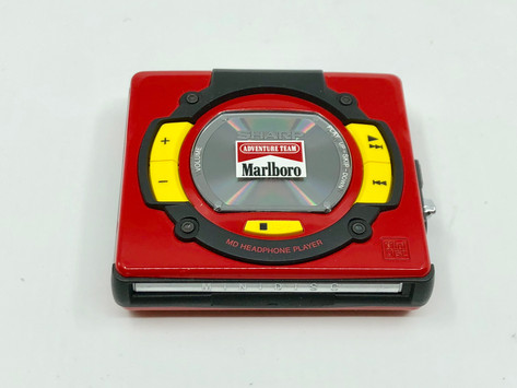 Sharp MD-SS302M Marlboro MD Player