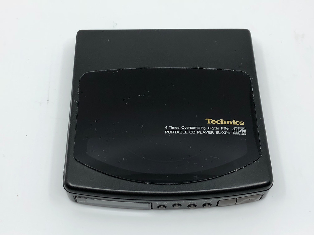 Technics SL-XP6 Portable CD Player