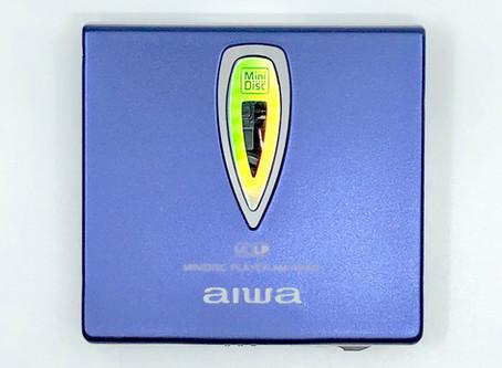 Aiwa AM-HX400 Portable MiniDisc Player