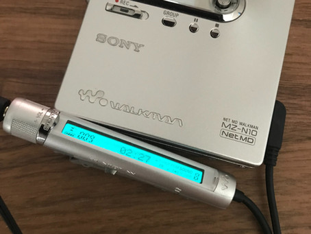 Sony MZ-N10 MD Recorder