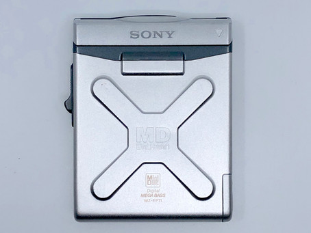 Sony Walkman MZ-EP11 Portable MiniDisc Player