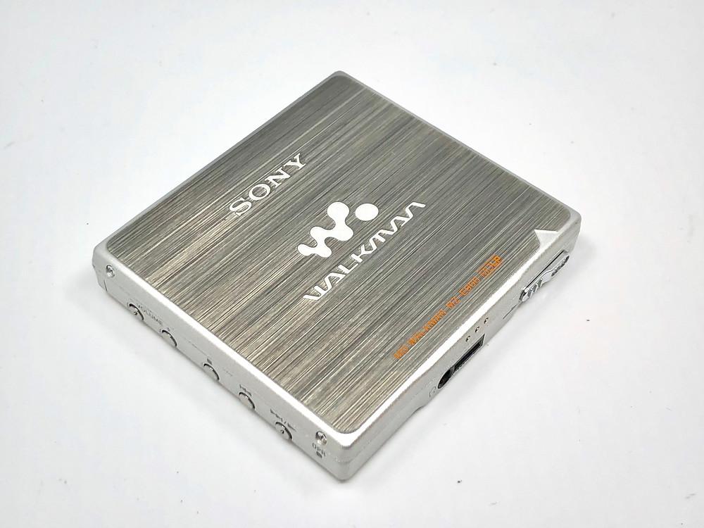 Sony MZ-E75 MD Player