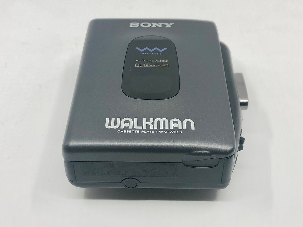 Sony Walkman WM-WX50 Wireless Portable Cassette Player