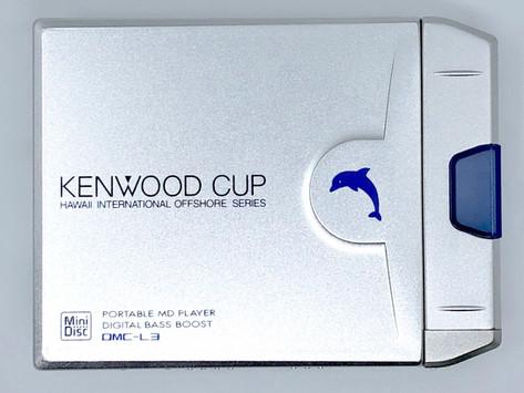 Kenwood DMC-L3 Portable MiniDisc Player