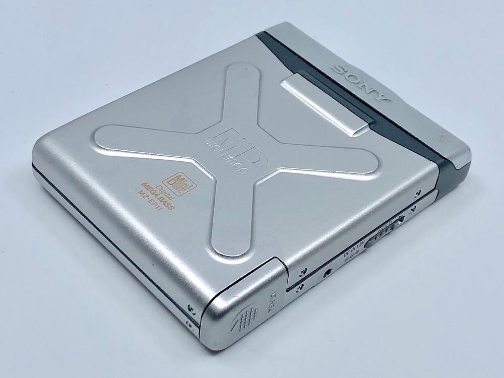 Sony Walkman MZ-EP11 Portable MiniDisc Player