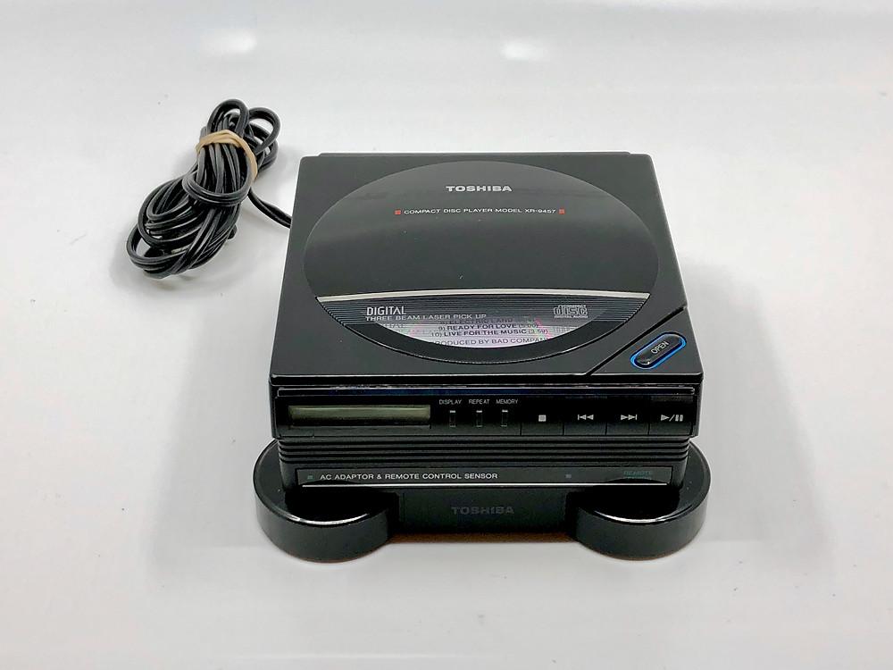 Toshiba XR-9457 Portable CD Player