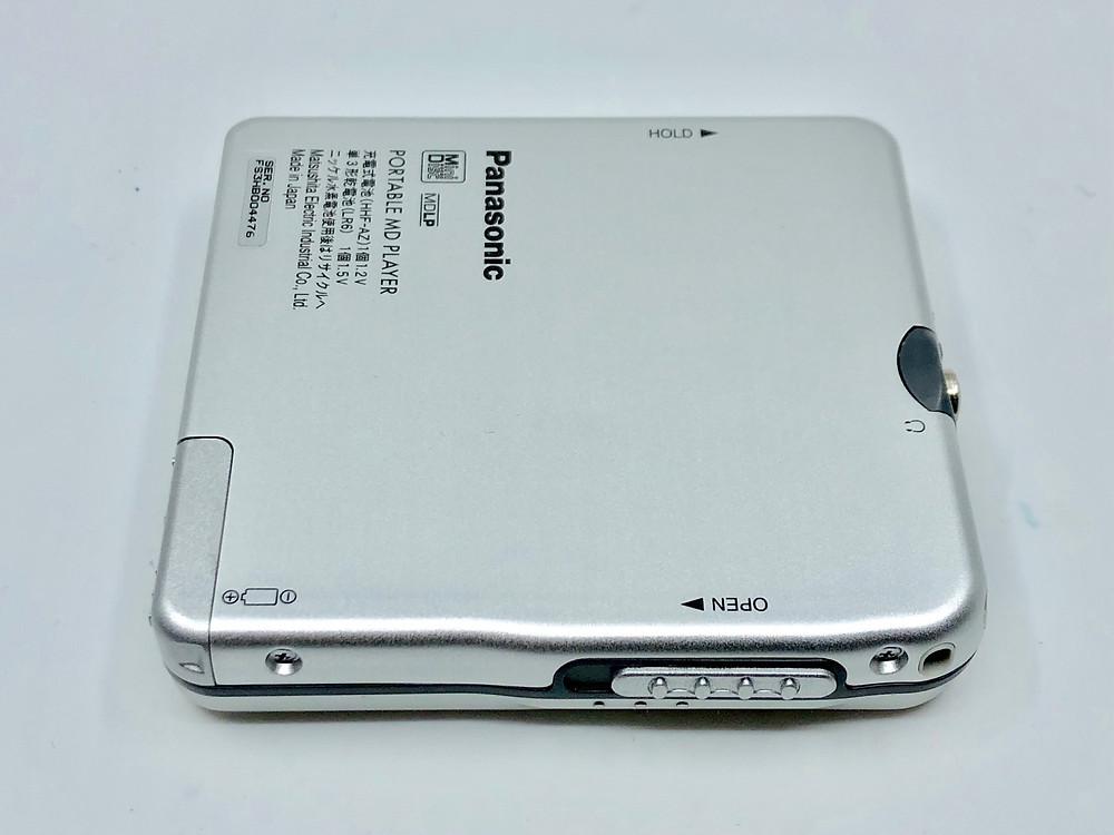 Panasonic SJ-MJ18 Series ZJ03 仕様浮世絵 MD Player