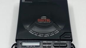 Seiko PHX-50CD Portable CD Player