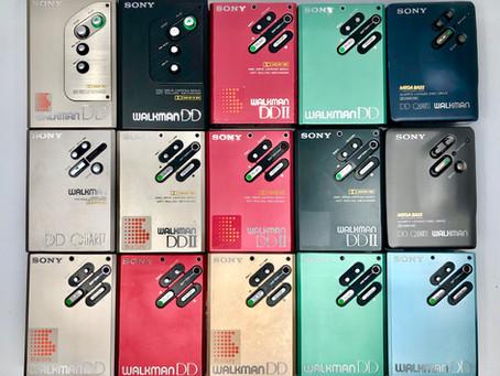 Sony Walkman DD Series