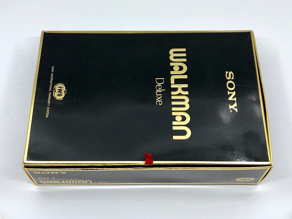 Sony WM-3 Deluxe Complete Box Set