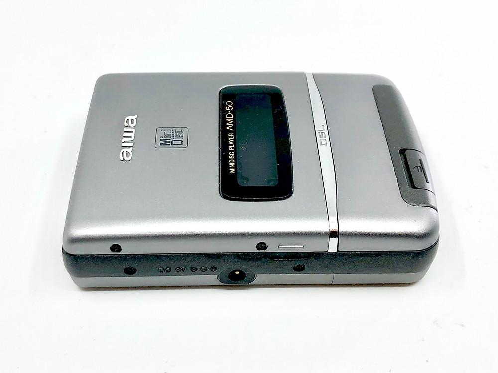 Aiwa AMD-50 MD Player