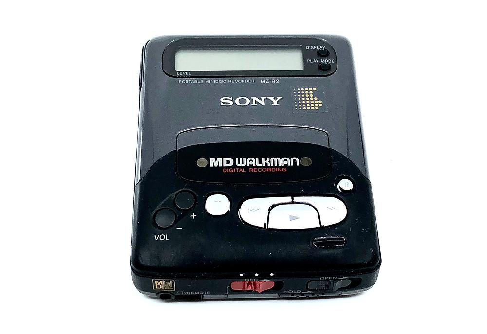 Sony MZ-R2 MD Recorder