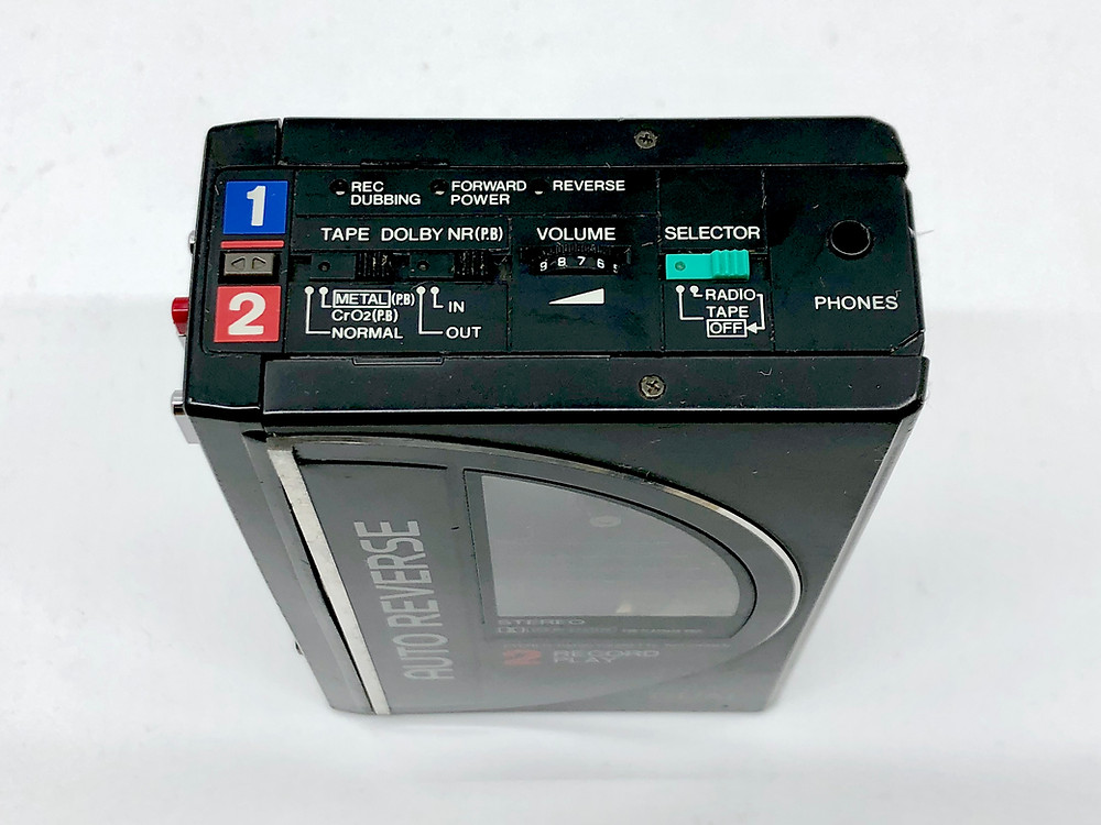 Panasonic RX-HD10 Dual Cassette Recorder