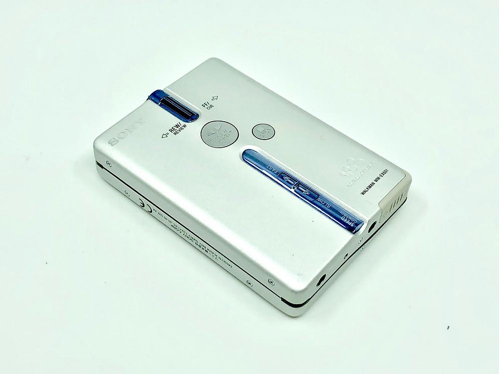 Sony Walkman WM-EX651 Portable Cassette Player