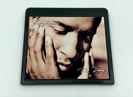 Babyface - The Day MiniDisc Album