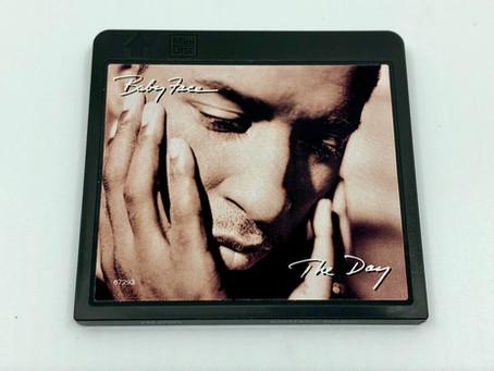 Babyface - The Day MiniDisc Album