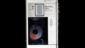 Sony TCM-10 Portable Cassette Recorder