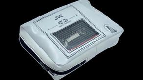 JVC CQ-R10H Portable Cassette Player