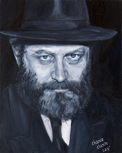 Rebbe young small