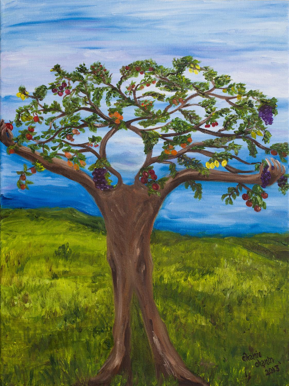 Like tree like man