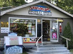 The Sawlog Bay General Store