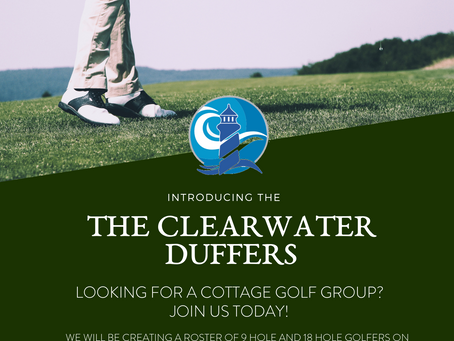 Introducing The Clearwater Duffers Golf Group
