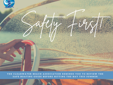 2019 Summer Boating Safety