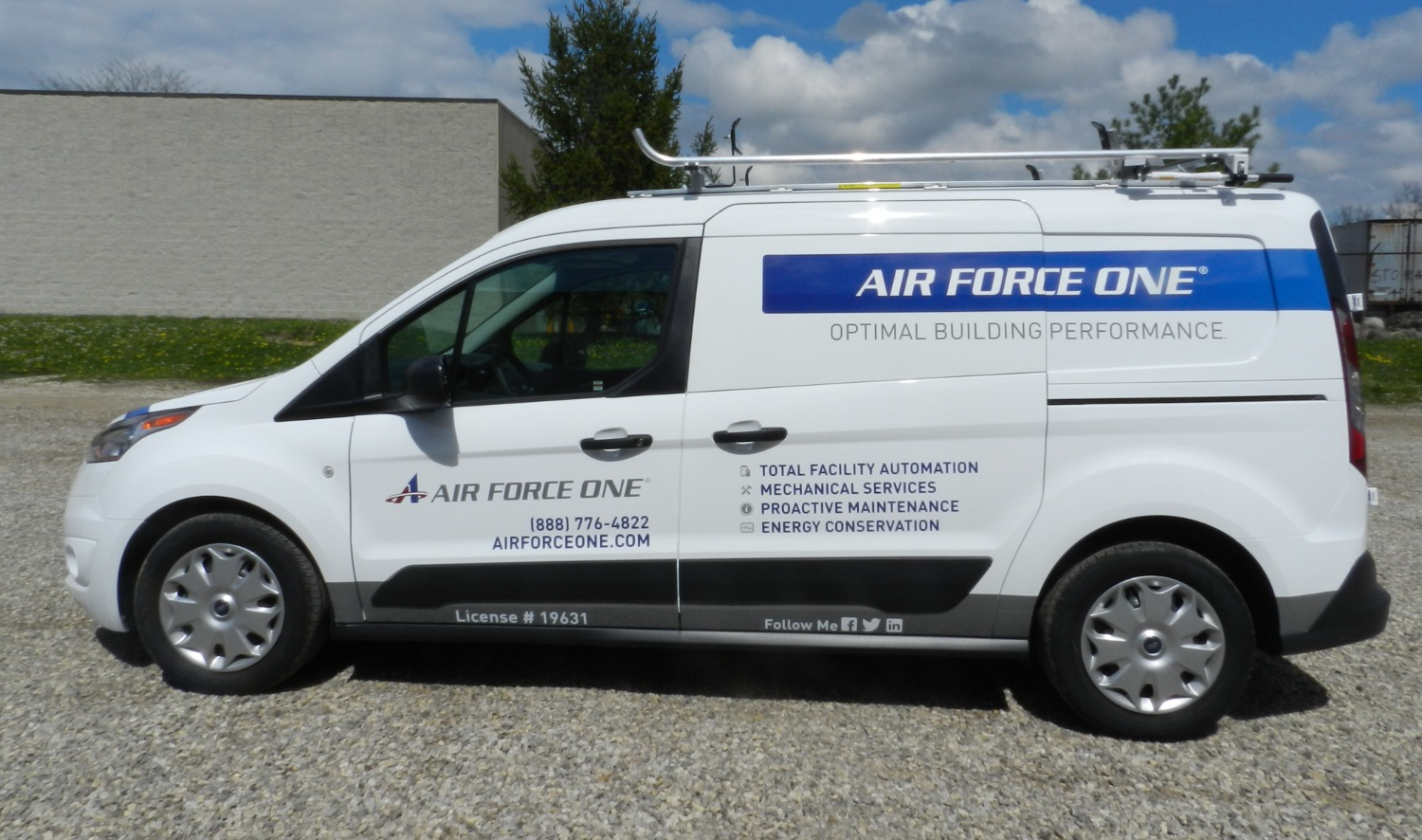 Air Force One 2016 Ford Transit_edited