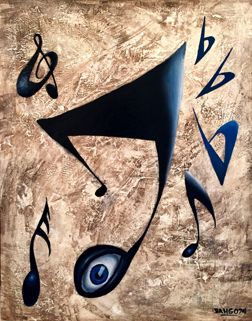 Eye Faced The Music