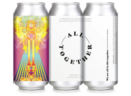 All Together IPA in Collaboration with Other Half Brewing